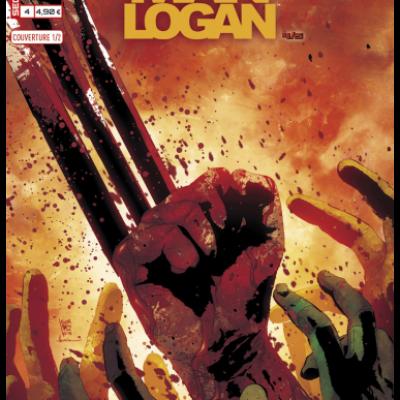 Marvel SECRET WARS - OLD MAN LOGAN 4 Couverture 1/2 Andrea Sorrentino