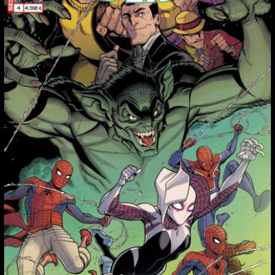 Marvel SECRET WARS - SPIDER-MAN 4