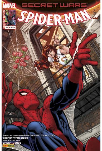Marvel secret wars spider man 5 1