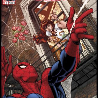 Marvel SECRET WARS - SPIDER-MAN 5