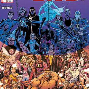 Marvel secret wars ultimate end 1