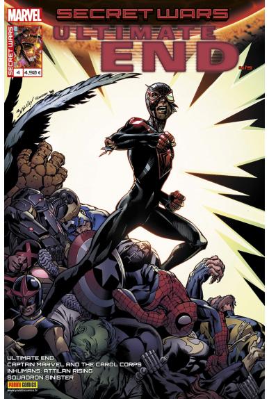 Marvel secret wars ultimate end 4