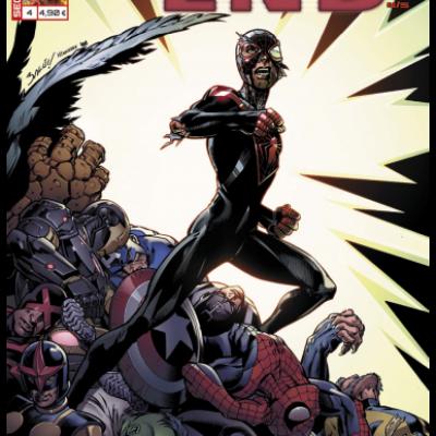 Marvel SECRET WARS - ULTIMATE END 4