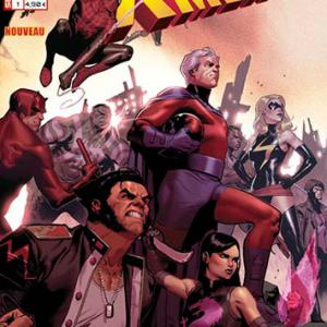 Marvel secret wars x men 1
