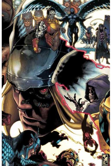 Marvel secret wars x men 2 edition collector 2 4