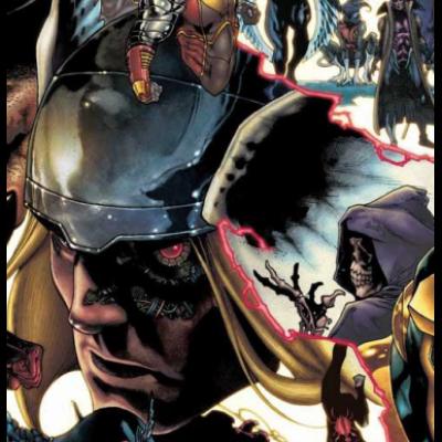 Marvel SECRET WARS - X-MEN 2 EDITION COLLECTOR 2/4