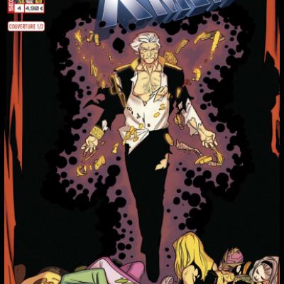 Marvel SECRET WARS - X-MEN 4 Couverture 1/2 Kris Anka