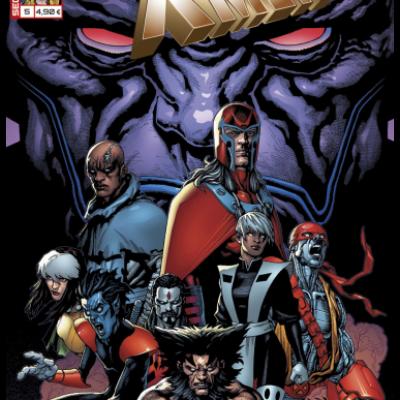 Marvel SECRET WARS - X-MEN 5