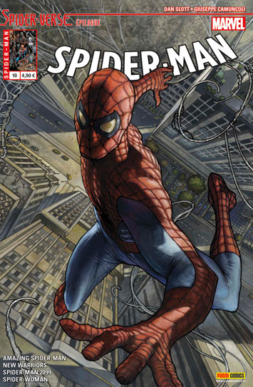 Marvel spider man 10