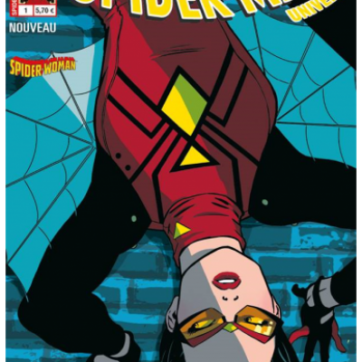 Marvel - SPIDER-MAN UNIVERSE 1 - SPIDER-WOMAN LAST DAYS