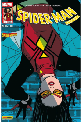 Marvel - SPIDER-MAN UNIVERSE 1 - SPIDER-WOMAN LAST DAYS