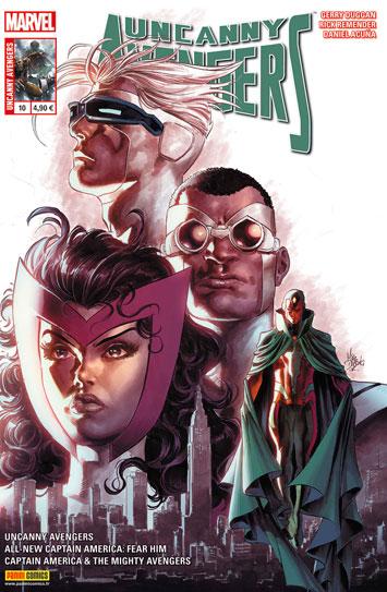 Marvel uncanny avengers 10