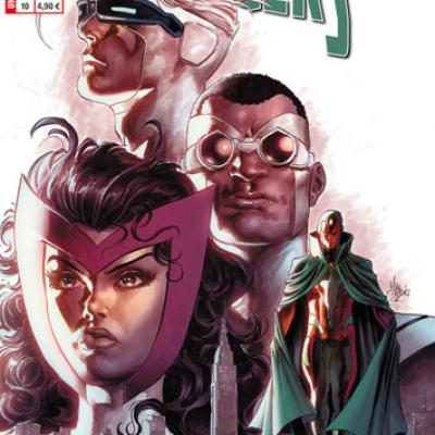 Marvel - UNCANNY AVENGERS 10