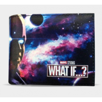 Marvel what if bifold wallet