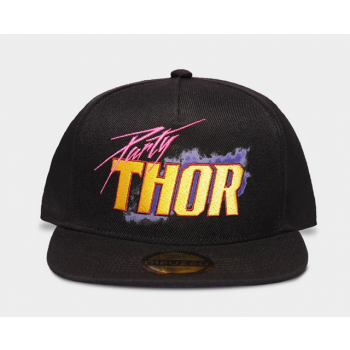 MARVEL - What If...? - Thor Party Snapback Cap