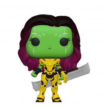 Marvel what if funko pop gamora blade of thanos