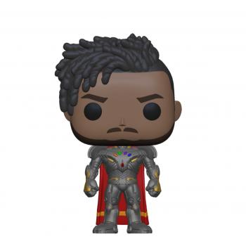 Marvel what if funko pop infinity killmonger
