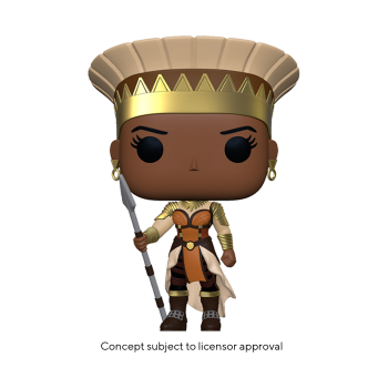 Marvel what if funko pop the queen