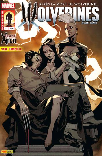 Marvel wolverines hors serie 2