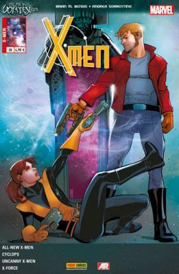 Marvel - X-MEN 28 - LE VORTEX NOIR 3 (sur 7)
