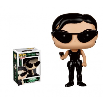 Matrix figurine pop trinity vinyl figure 10cm