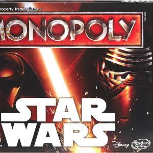 Monopoly star wars 7 boite 1
