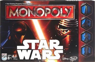Star Wars Monopoly Le Réveil de la Force