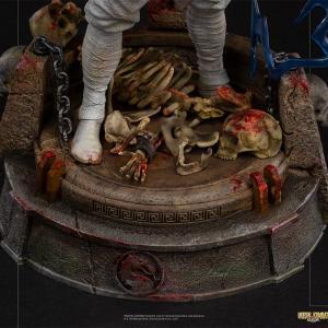 Mortal kombat raiden art scale 1 108