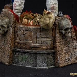 Mortal kombat raiden art scale 1 109