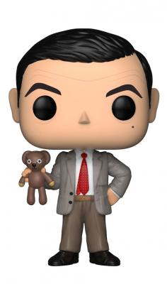 MR BEAN - Funko POP TV - MR BEAN Vinyl Figure 10cm
