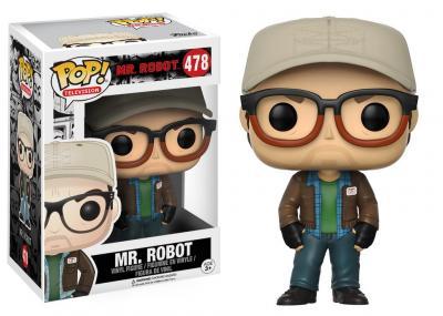MR ROBOT - POP Television - Mr. Robot Vinyl Figure 10cm