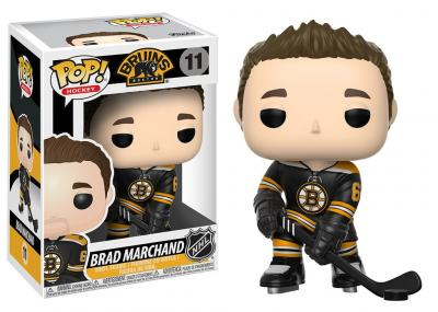 NHL - Funko POP Hockey - Bruins Boston - BRAD MARCHAND Vinyl Figure 10cm