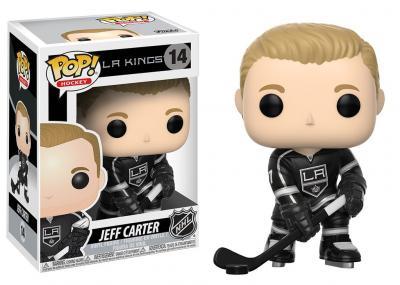 NHL - Funko POP Hockey - LA KINGS - JEFF CARTER Vinyl Figure 10cm