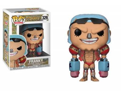 ONE PIECES - Pop Animation - Franky Vinyl Figure 4-inch