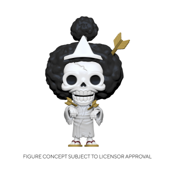 One pieces funko pop brook 10cm