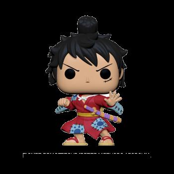 ONE PIECES - FUNKO POP - Luffy in Kimono 10cm