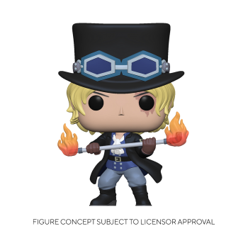 ONE PIECES - FUNKO POP - Sabo 10cm