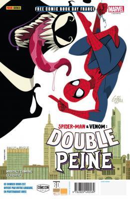 PANINI COMICS - FCBD FRANCE 2020 - Spider-Man & Venom : Double Trouble