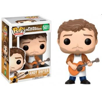 PARKS AND RECREATION - Funko POP - Andy Dwyer 10cm