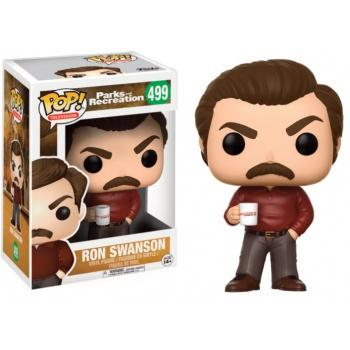 PARKS AND RECREATION - Funko POP - Ron Swanson 10cm