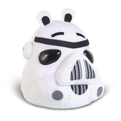 STAR WARS Angry Birds Peluche Stormtrooper 20cm