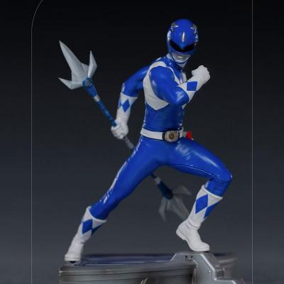 POWER RANGERS - IRON STUDIOS - Blue Ranger