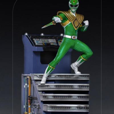POWER RANGERS - IRON STUDIOS - Green Ranger