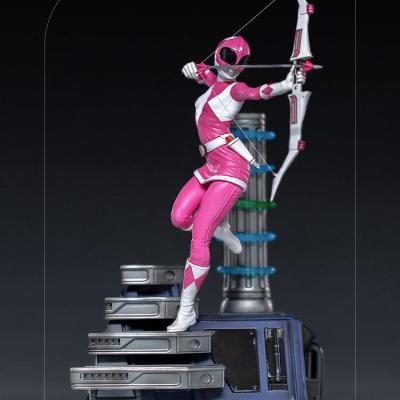 POWER RANGERS - IRON STUDIOS - Pink Ranger