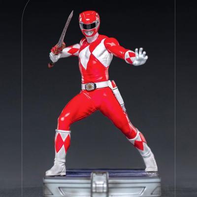POWER RANGERS - IRON STUDIOS - Red Ranger
