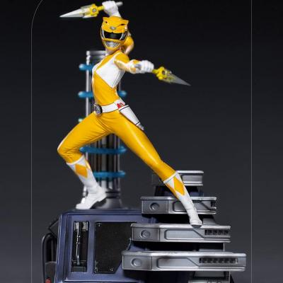 POWER RANGERS - IRON STUDIOS - Yellow Ranger