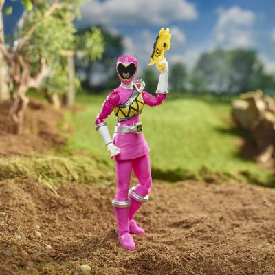 Power Rangers - Lightning Collection - Dino Charge Pink Ranger