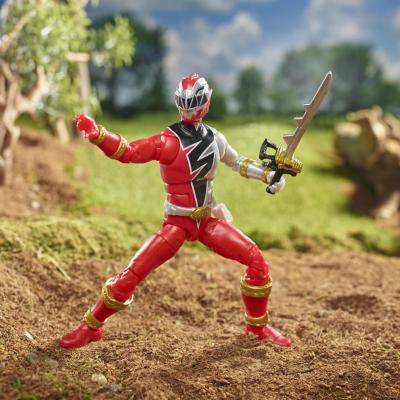 Power Rangers - Lightning Collection - Dino Fury Red Ranger