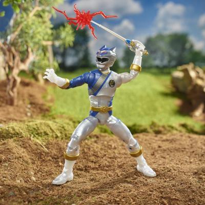 Power Rangers - Lightning Collection - Wild Force Lunar Wolf Ranger