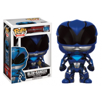 Power rangers movies funko pop blue ranger vinyl figure 10cm